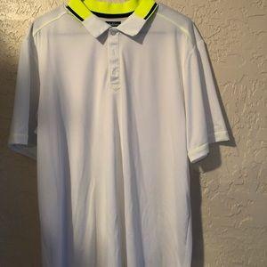 Men's jack Nichlaus golf athletic polo shirt XL